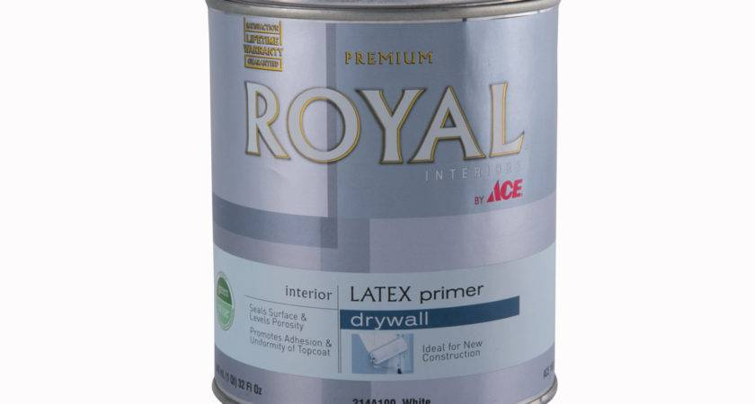 Ace Royal Premium Interiors Drywall Latex Primer