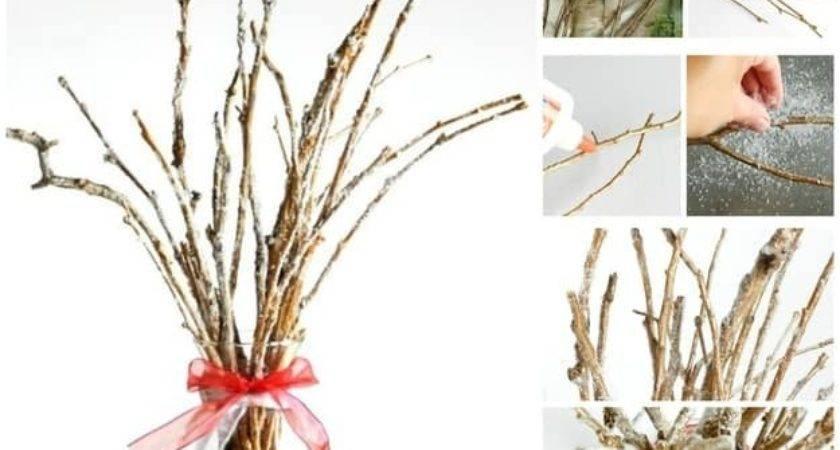 Adorne Your Home Diy Twig Decorations Homesthetics