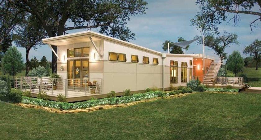 Affordable Eco Friendly Modular Homes Green Rednecks