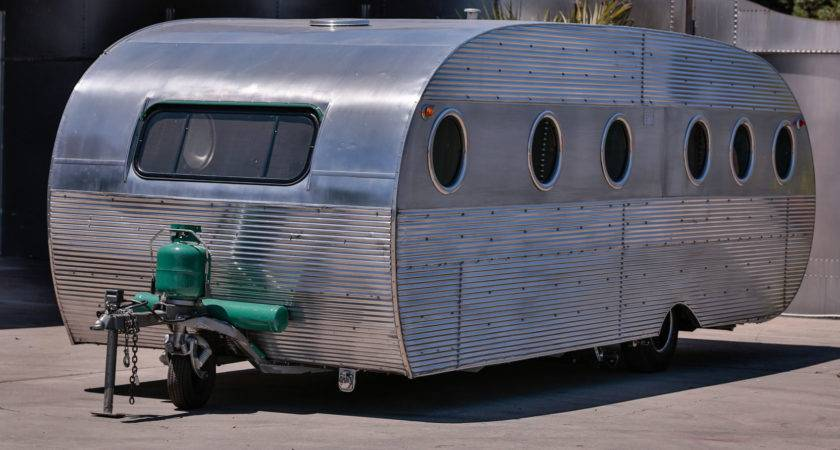 Airfloat Travel Trailer Monterey