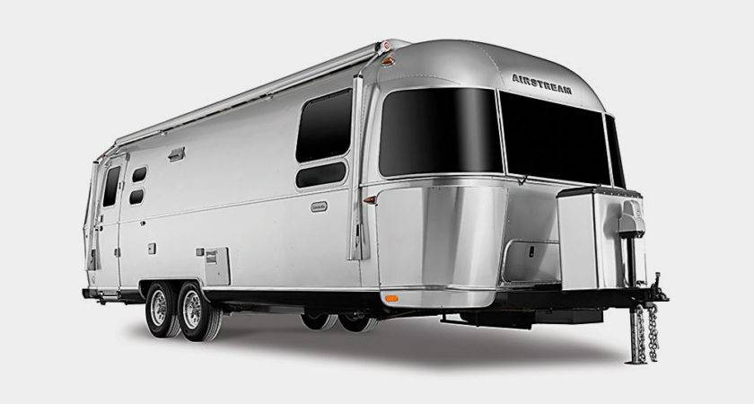 Airstream Globetrotter Trailer Cool Material