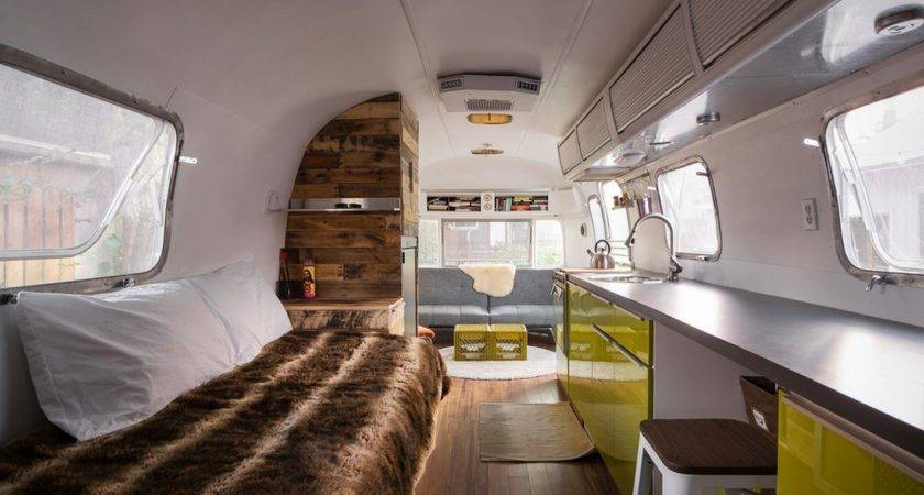 Airstream His Own Cavender Diary
