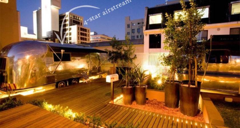 Airstream Trailer Hotels Destination Wedding Blog
