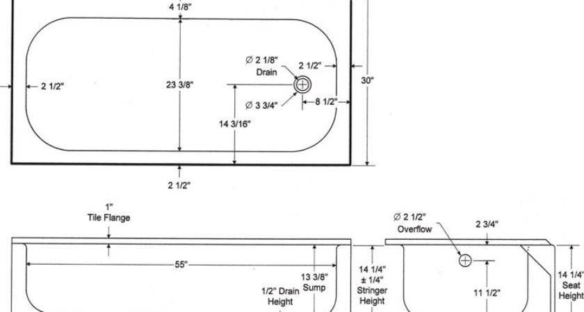 Aloha Retail Bootz Industries Standard Bathtub Pmcshop