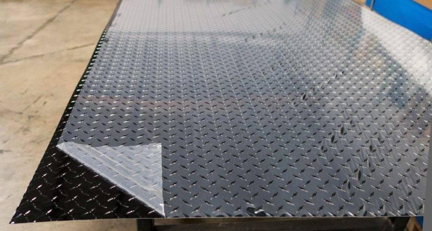 Aluminium Checker Plate Trailer Floor Carpet Vidalondon