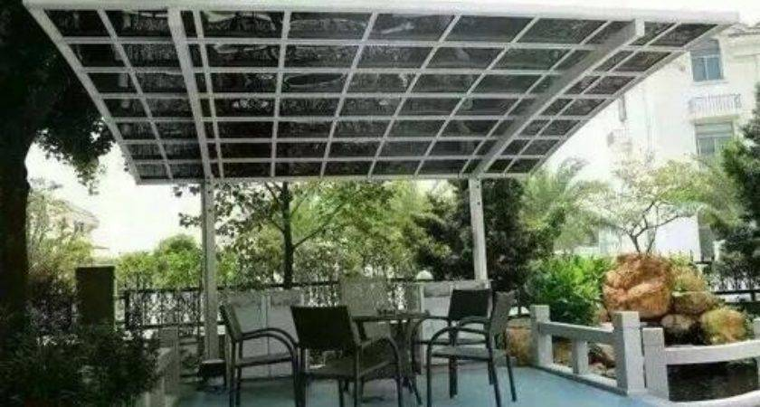 Aluminum Patio Covers Porch Awnings Sunshield Canopy