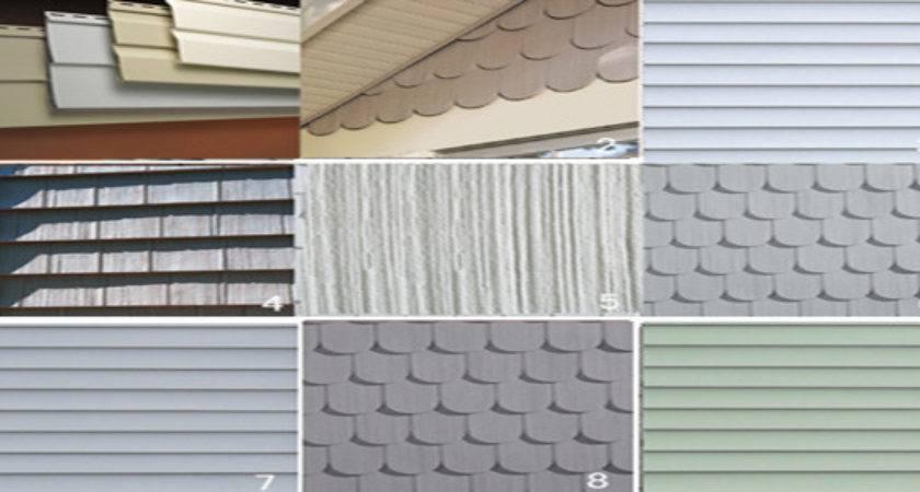 Aluminum Siding Types