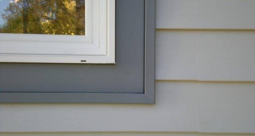 Aluminum Window Can Paint Trim