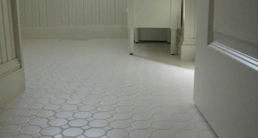 Amazing Antique Bathroom Floor Tile Ideas