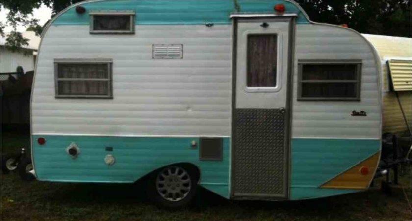 Amazing Camper Trailer Makeover Yourself Fun Ideas