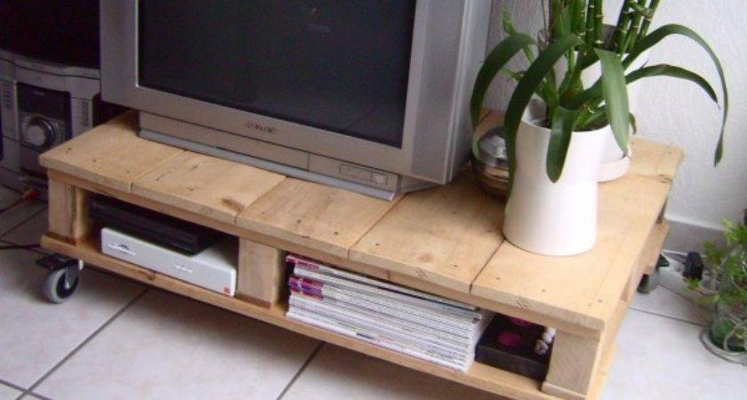 Amazing Diy Ideas Pallet Table Wooden