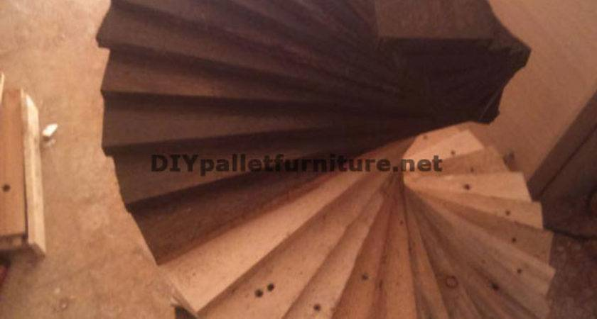 Amazing Floor Lamp Made Pallets Diy Pallet Furniture
