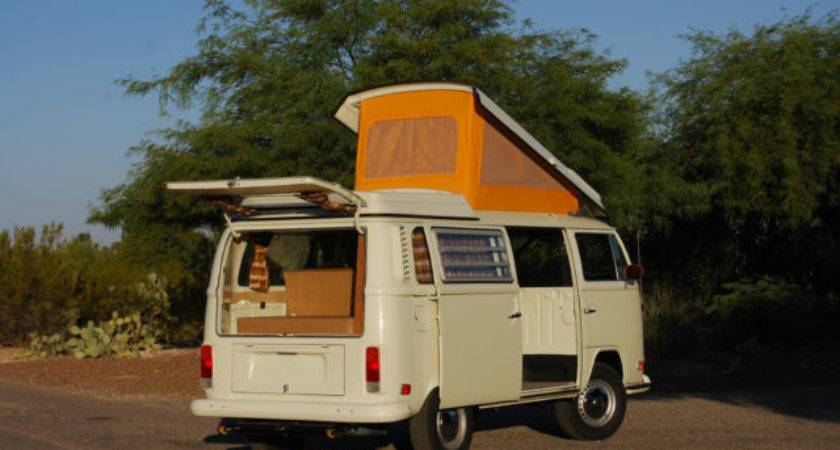 Amazing Wesfalia Bus Camper Rust Completely
