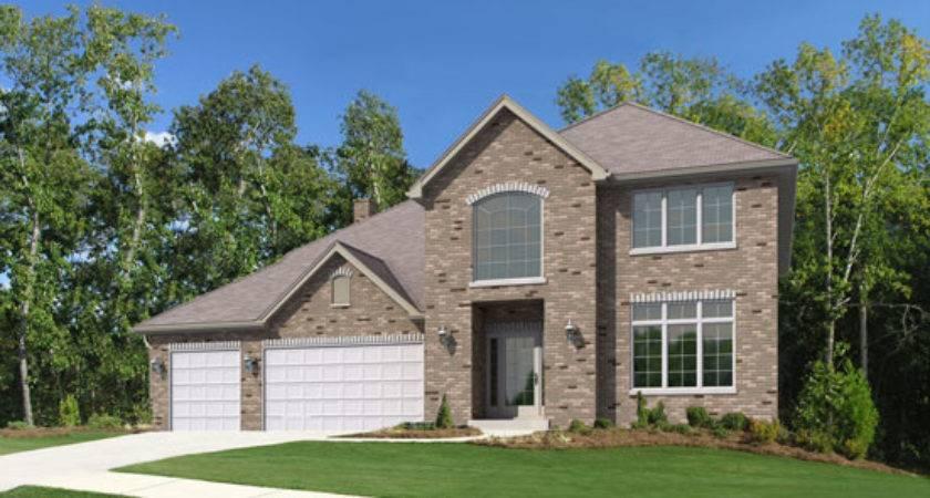 Ambrose Model Camelot Homes Inc Custom Home