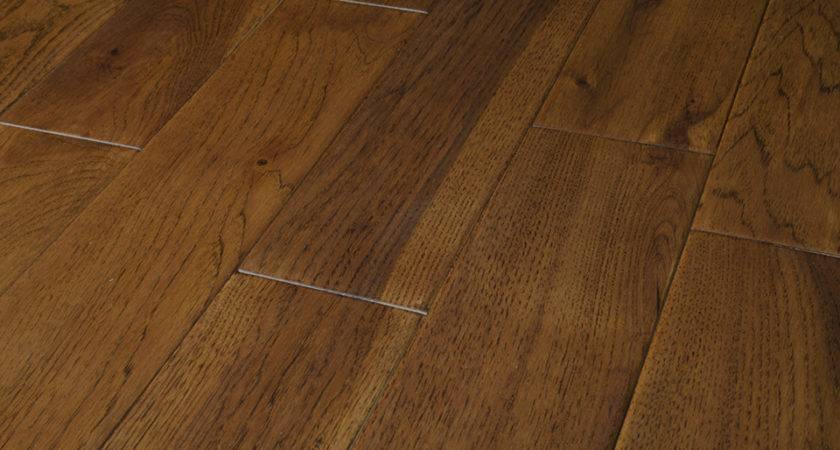 American Hickory Honey Ferma Flooring