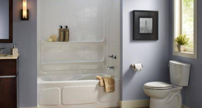 American Standard Tub Shower Combo Small Bathroom Ideas