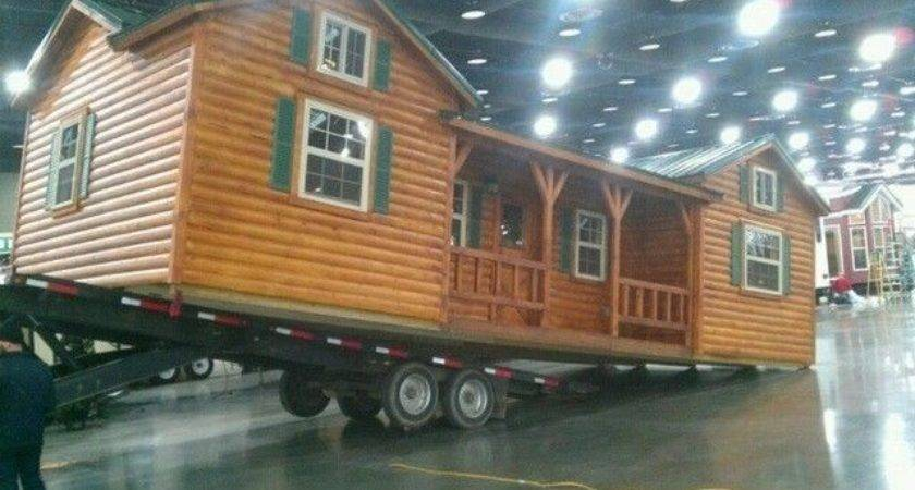 Amish Cabins Log Cabin Kit Can Yours