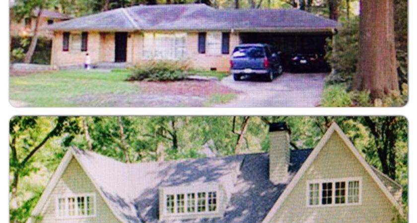 Another Amazing Before After Ranch Redo Home