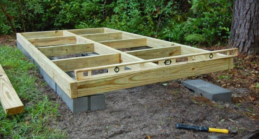 Antebellum Build Outdoor Deck