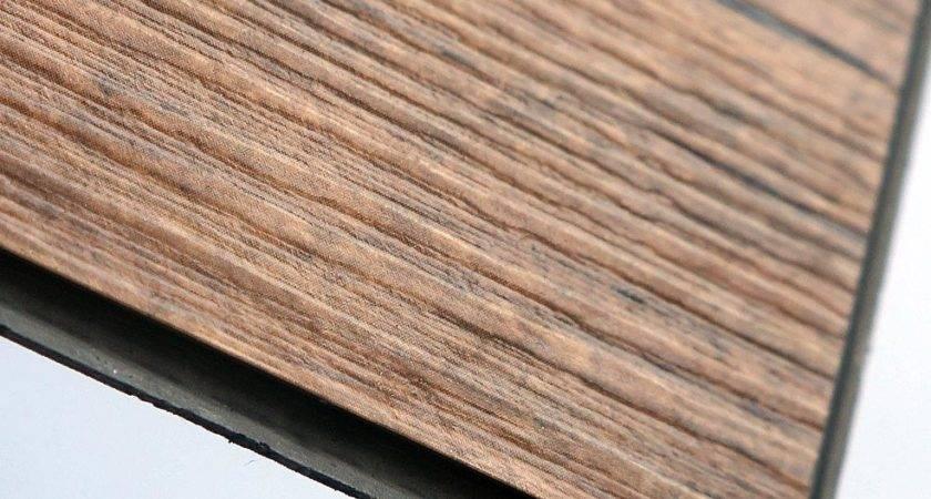 Anti Slip Wood Grain Pvc Interlocking Vinyl Flooring