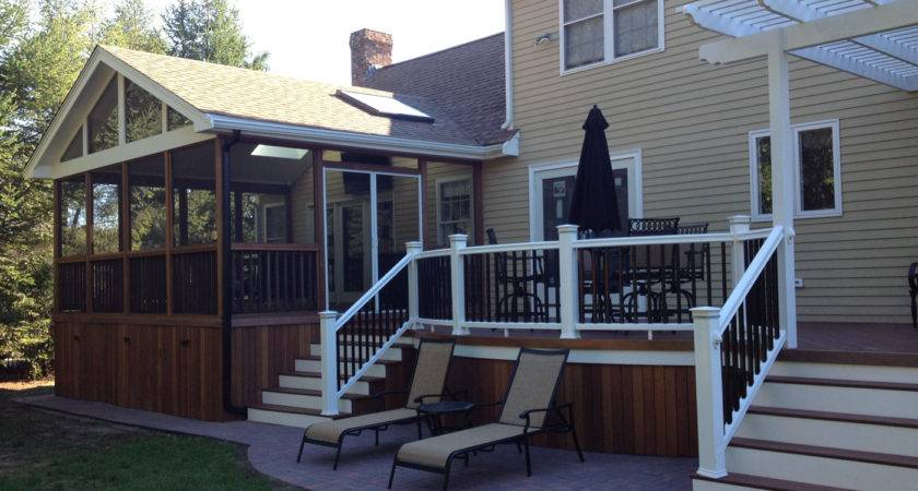 Archadeck Salt Lake Deck Design Ideas
