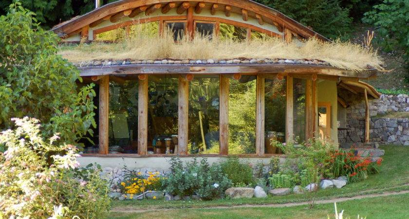 Architecture Modern Self Sustaining House Plan