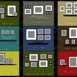 Arrange Frame Wall Layouts