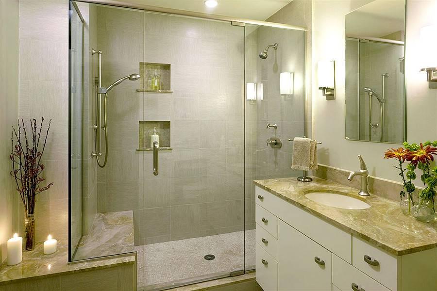 Atlanta Bathroom Remodels Renovations Cornerstone Georgia ...