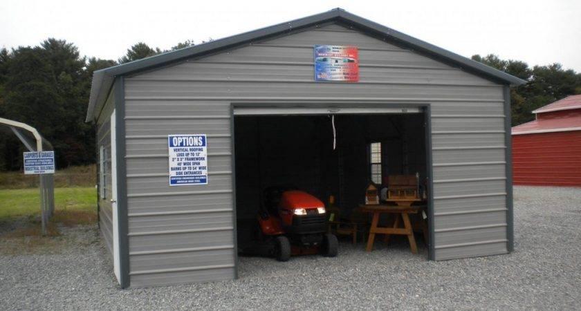 Attached Carport Plans Build Lean Off House