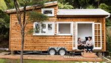Auckland Couple Build Tiny Home Henderson Valley