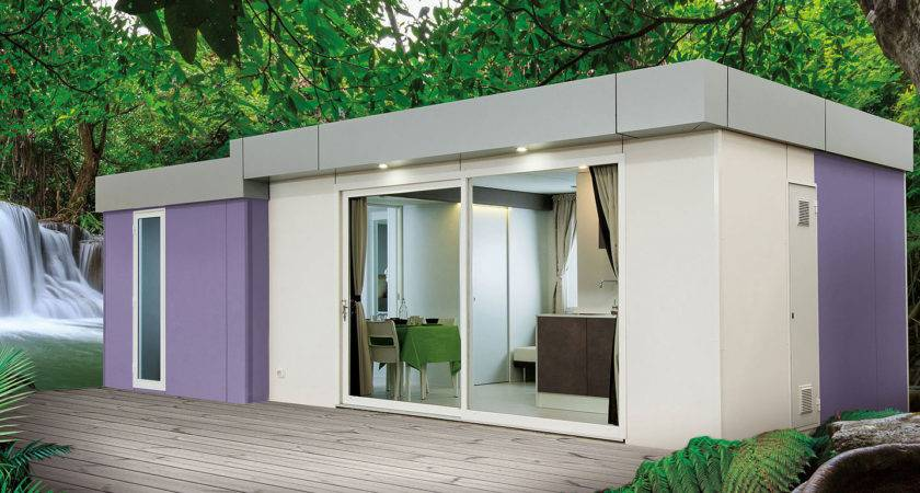 Avantgarde Crippa Concept Luxury Mobile Homes Lodges