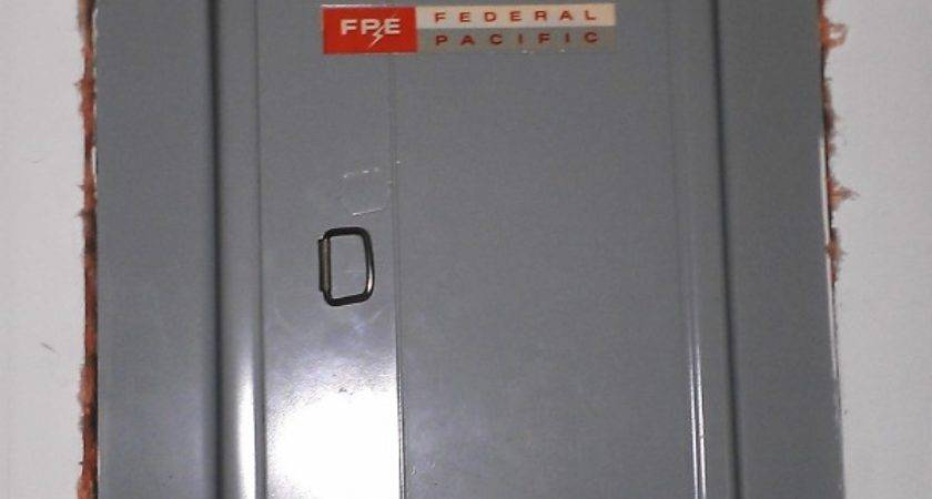 Awareness Federal Pacific Electrical Panels