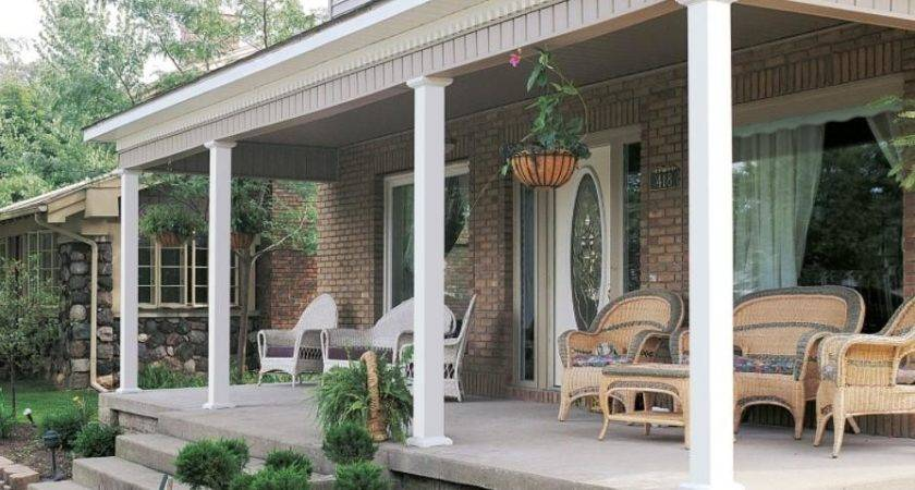 Awesome Beautiful Front Porch Ideas