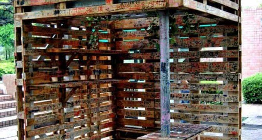 Awesome Diy Ideas Recycling Pallets Wood