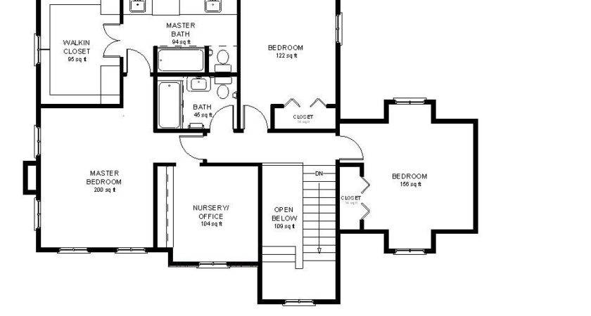 Awesome Floor Plans Home Design Ideas