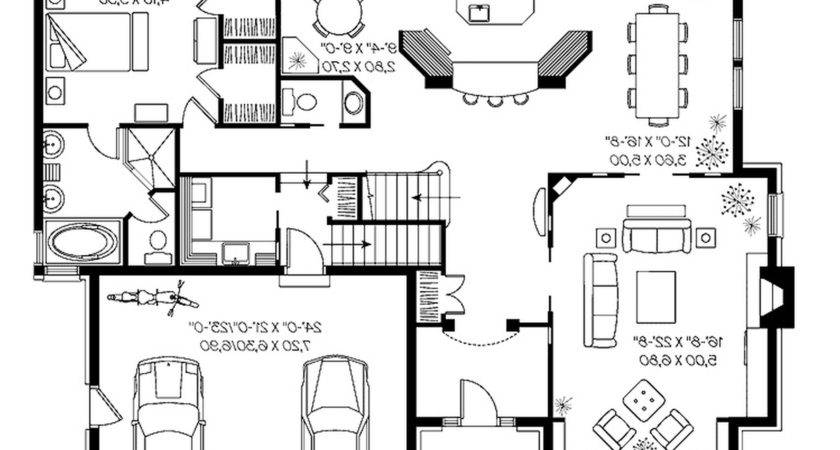 Awesome House Plans Towers Floor