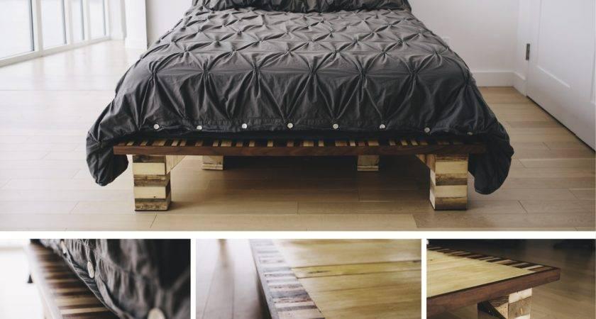 Awesome Single Master Bed Ideas Pallet Wood Platform