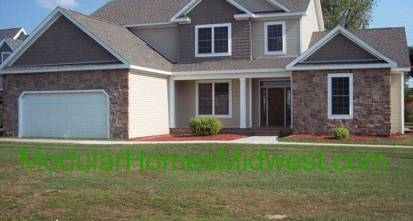 Awesome Two Story Modular Homes Clayton