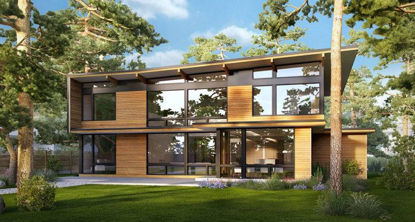 Axiom Homes Modern Prefab