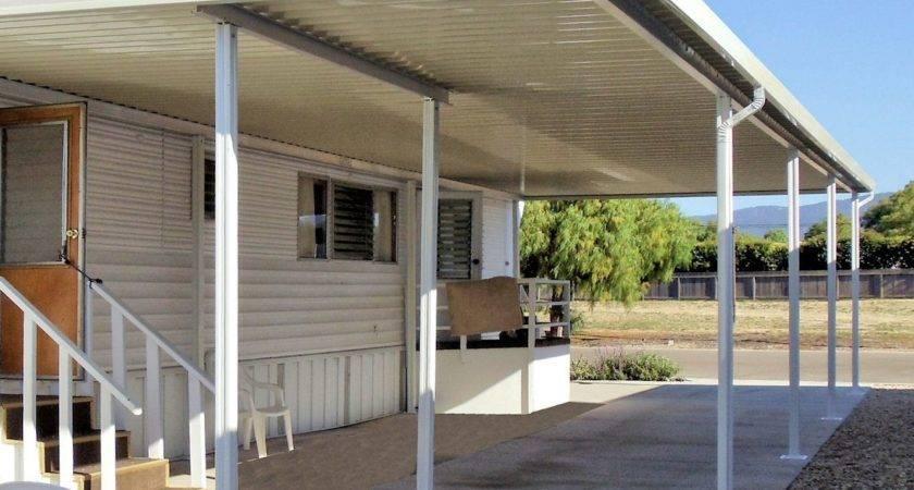 Back Porch Ideas Mobile Homes Home Citizen