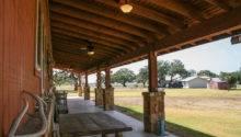 Back Porch Ranch Texas Home Design Ideas