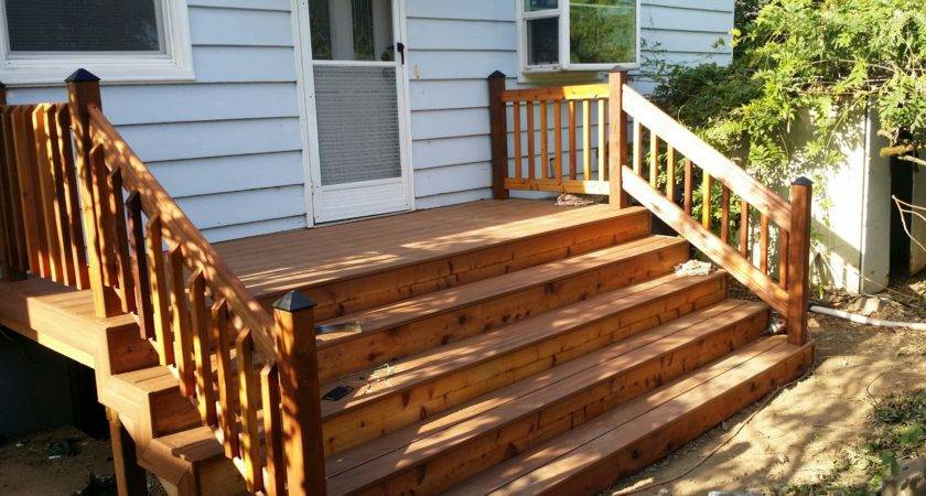 Back Porches Decks
