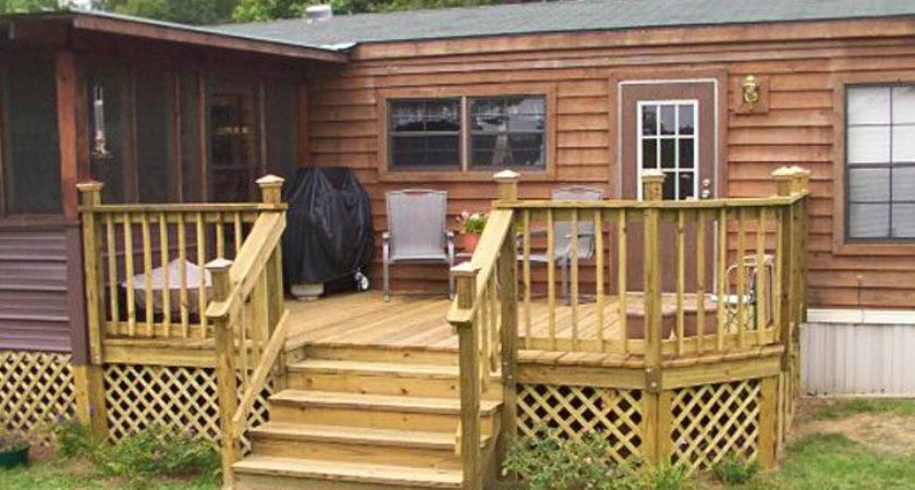 Back Porches Mobile Homes Joy Studio Design