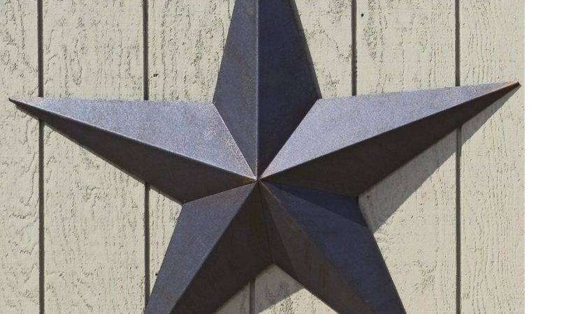 Barn Stars Amish Made Crafts Tin