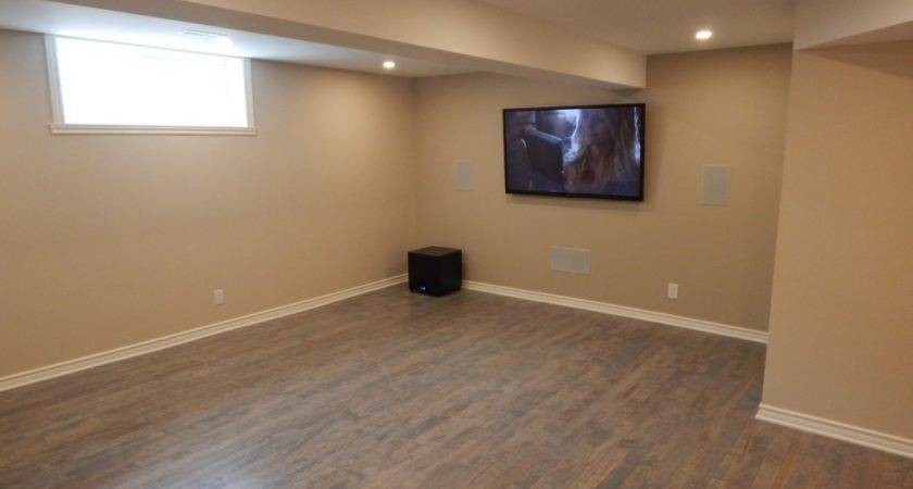 Basement Reno Project Our Work Ottawa Home Pros