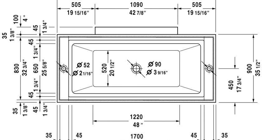 Bathroom Choose Your Best Standard Bathtub Type