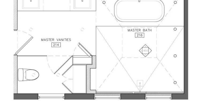 Bathroom Inspiring Floor Plans Layout