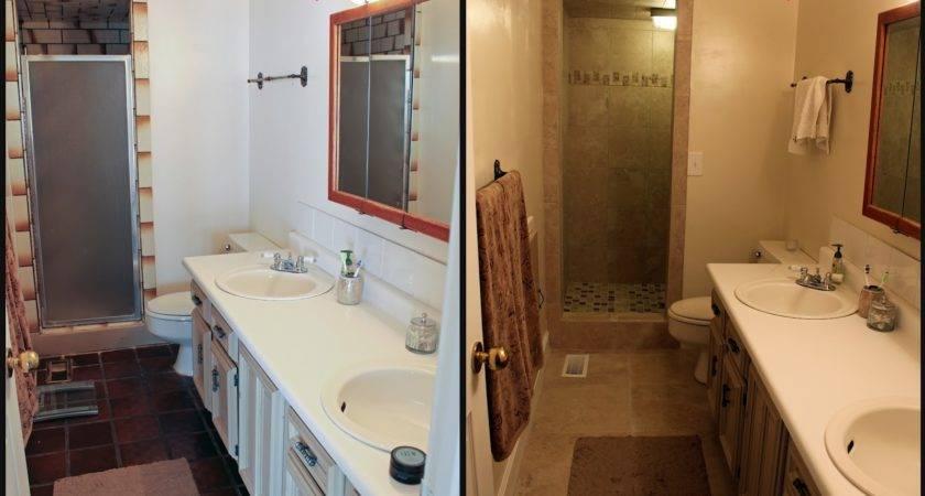 Bathroom Remodel Modern Magazin