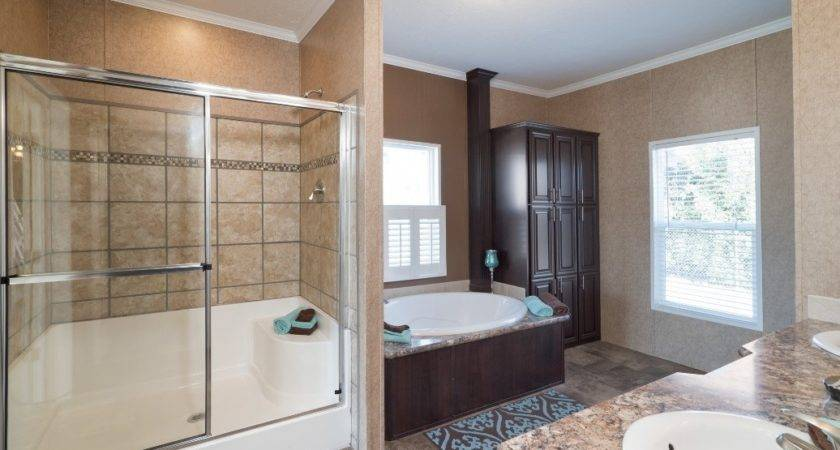 Bathroom Shower Design Ideas Your Manufactured Home