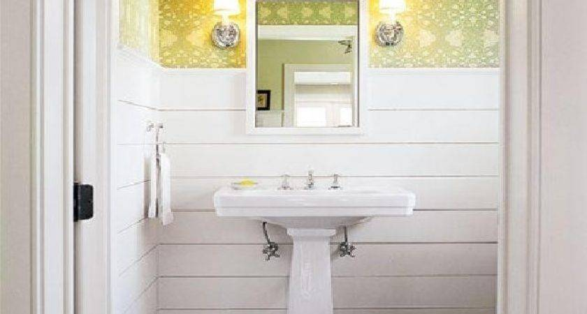 Bathroom Wall Covering Ideas